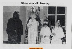 Bild 2 vom Nikolausumzug