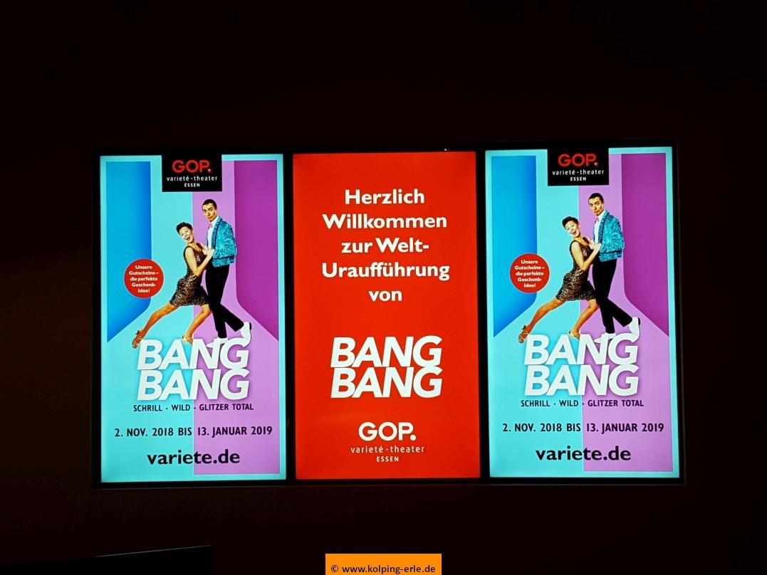 Plakat zur Uraufführung